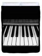 Piano Keys Duvet Cover