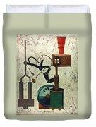 Picabia: Parade Duvet Cover