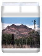 Picket Post Mountain Duvet Cover