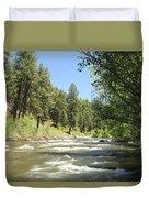 Piedra River Duvet Cover
