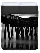 Pier Abstract Duvet Cover