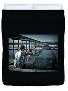 Pier Love Duvet Cover