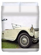 Pierce Arrow Duvet Cover