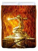 Pierce-arrow Ignite Passion Duvet Cover