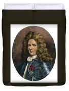 Pierre Lemoyne, 1661-1706 Duvet Cover