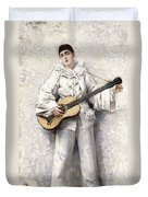Pierrot Duvet Cover