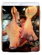 Pig Zedz Duvet Cover