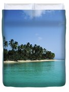 Pigeon Point Duvet Cover