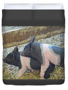 Piggyback Duvet Cover