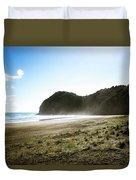 Piha, New Zealand Duvet Cover