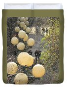 Pike Hillclimb Duvet Cover