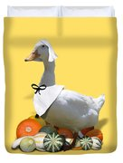 Pilgrim Duck Duvet Cover