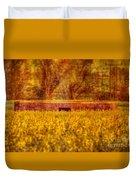 Pill Box Duvet Cover
