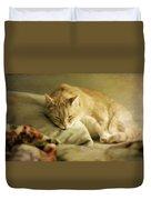 Pillow Talk Duvet Cover