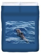 Pilot Whale 2 Duvet Cover