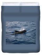 Pilot Whale 6 Duvet Cover