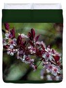 Pin Cherry Blossoms Duvet Cover
