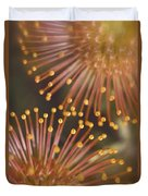 Pin Cushion Protea Duvet Cover
