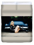 Pin Up #32 Duvet Cover