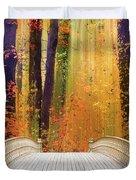 Pine Bank Splendor Duvet Cover