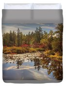 Pine Barrens New Jersey Whitesbog Nj Duvet Cover