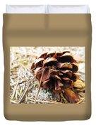 Pine Cone Duvet Cover