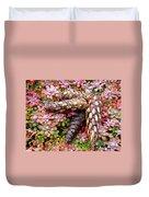 Pine Cones Art Print Botanical Garden Baslee Troutman Duvet Cover