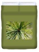 Pine Needles Duvet Cover