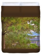 Pine Tree Duvet Cover