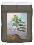Pine Tree Duvet Cover