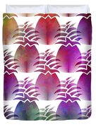 Pineapple Repeat Duvet Cover