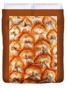 Pineapple Skin Texture Duvet Cover
