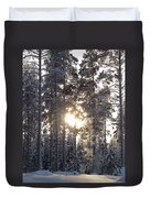 Pines 2 Duvet Cover