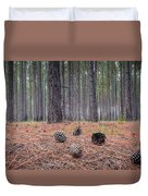 Pines And Needles 4 Duvet Cover