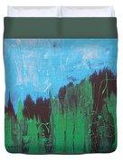 Pines Duvet Cover