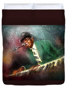 Pinetop Perkins Duvet Cover