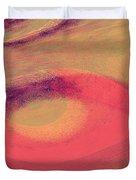 Pink Ambrelia Duvet Cover