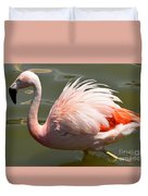 Pink And Proud Duvet Cover