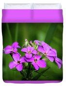 Pink Bouquet  Duvet Cover