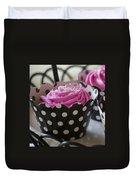 Pink Cupcake Duvet Cover