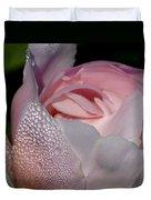 Pink Dew Duvet Cover