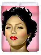 Pink Dorothy Duvet Cover