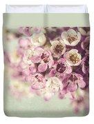 Pink Dream Duvet Cover