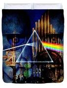 Pink Floyd Montage Duvet Cover
