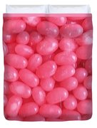Pink Jelly Beans Duvet Cover