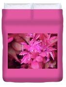 Pink Ladies Duvet Cover