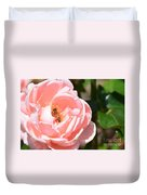 Pink Lady - Rose Duvet Cover