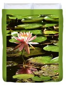 Pink Lily 14 Duvet Cover