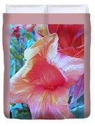 Pink Pastels Duvet Cover