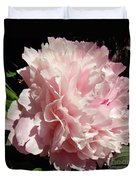 Pink Peony 2 Duvet Cover